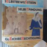 """Quiltausstellung """"Frauen.Macht.Bibel."""", September 2017"""